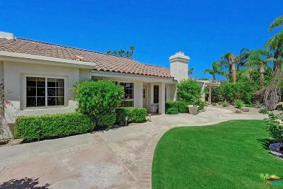 Palm Desert Single Family Home For Sale: 43538 Malta Circle