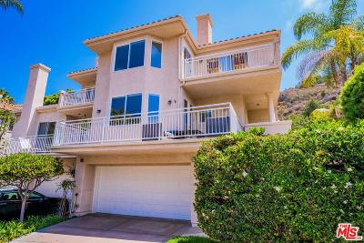 Pacific Palisades Condo/Townhouse For Sale: 694 Palisades Drive