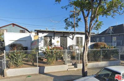 Long Beach Single Family Home For Sale: 1124 Martin Luther King Jr Avenue