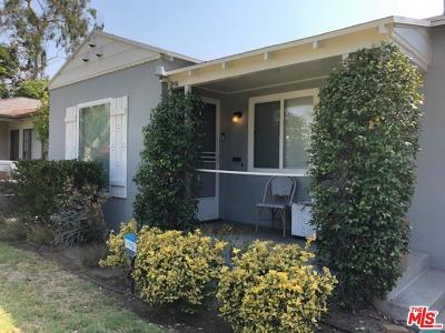 Los Angeles County Single Family Home For Sale: Laurelgrove Avenue