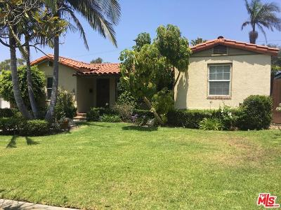 Single Family Home For Sale: 5869 West 74th Street