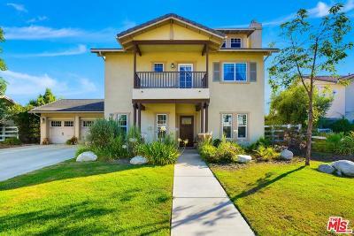 Sylmar Single Family Home For Sale: 13881 Eldridge Avenue