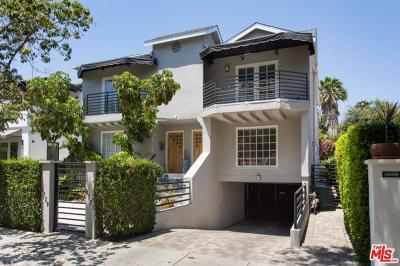 West Hollywood CA Condo/Townhouse For Sale: $1,585,000
