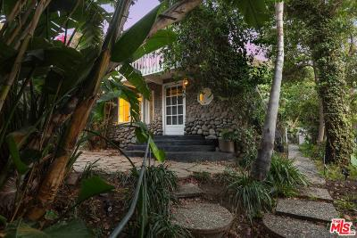 Malibu Single Family Home For Sale: 3666 Las Flores Canyon Road