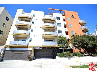 Los Angeles Condo/Townhouse For Sale: 2311 West 10th Street #104