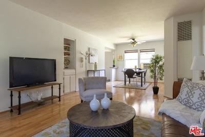 Los Angeles Condo/Townhouse For Sale: 5825 Bowcroft Street #1