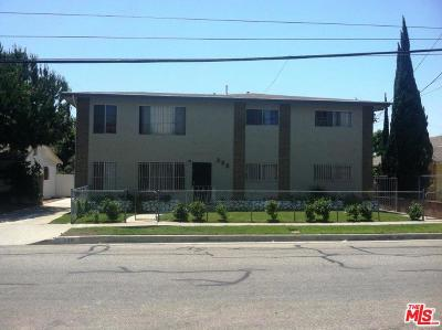 Inglewood Residential Income For Sale: 326 East Hardy Street