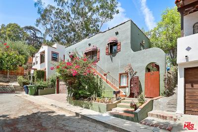 Los Angeles Single Family Home For Sale: 865 Crestwood Terrace