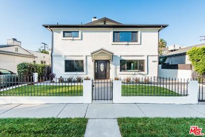 Los Angeles Single Family Home For Sale: 5819 Ernest Avenue