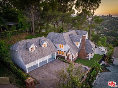 Tarzana Single Family Home For Sale: 4945 Casa Drive