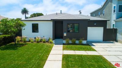 Single Family Home For Sale: 3849 Bledsoe Avenue