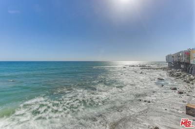 Malibu Condo/Townhouse For Sale: 20638 Pacific Coast Highway #6