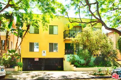 West Hollywood Residential Income For Sale: 924 North Stanley Avenue