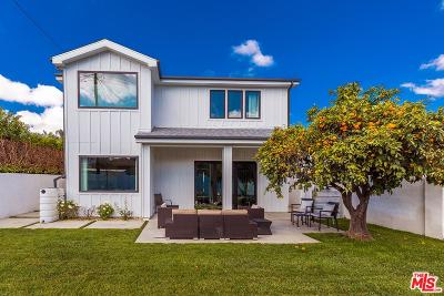 Los Angeles County Single Family Home For Sale: 2946 Kelton Avenue