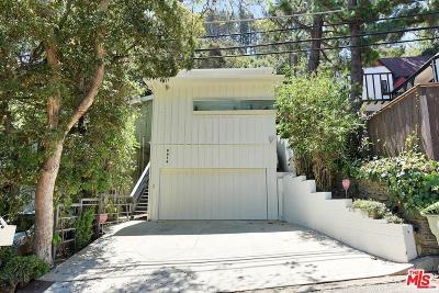 Single Family Home For Sale: 8914 Wonderland Avenue