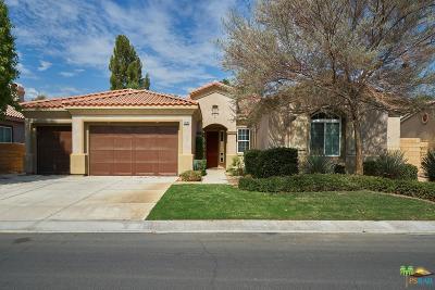 La Quinta Single Family Home For Sale: 52285 Shining Star Lane