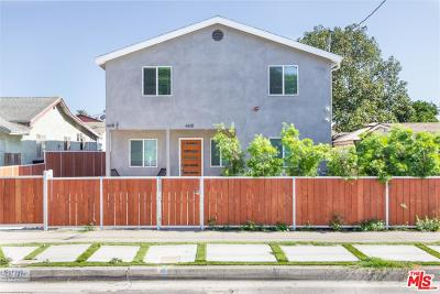 Inglewood Residential Income For Sale: 4618 West 104th Street