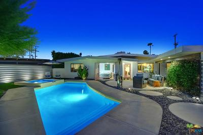 Palm Springs CA Single Family Home For Sale: $485,000