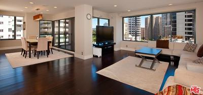 Los Angeles County Condo/Townhouse For Sale: 10724 Wilshire #705