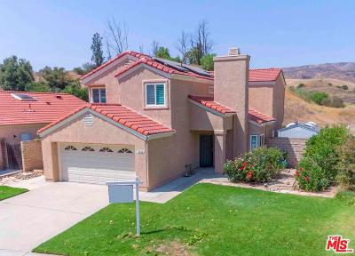 Moorpark Single Family Home For Sale: 7252 Pecan Avenue