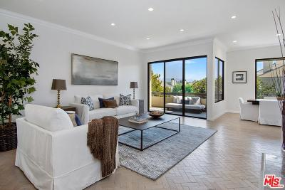 Los Angeles County Condo/Townhouse For Sale: 2186 Century Hill
