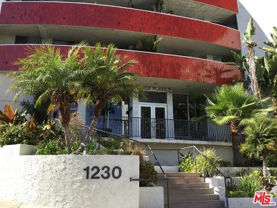 West Hollywood Condo/Townhouse For Sale: 1230 Horn Avenue #309