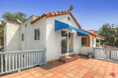 Los Angeles Single Family Home For Sale: 3549 Roseview Avenue