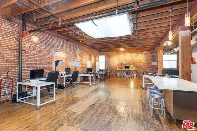 Los Angeles Condo/Townhouse For Sale: 500 Molino Street #211