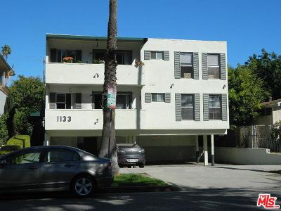 Santa Monica Residential Income For Sale: 1133 Lincoln Boulevard