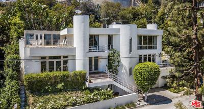 Los Angeles Single Family Home For Sale: 9119 St Ives Drive
