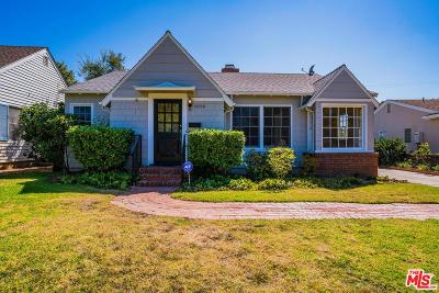 Pacific Palisades Single Family Home For Sale: 15950 Temecula Street