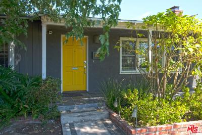 Sherman Oaks Single Family Home Active Under Contract: 5526 Greenbush Avenue