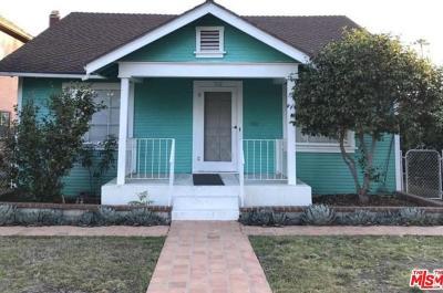 Santa Monica Single Family Home For Sale: 918 22nd Street