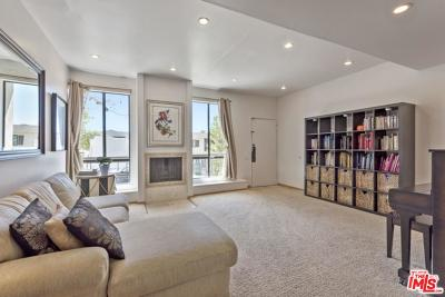 Los Angeles County Condo/Townhouse For Sale: 1220 Manning Avenue #9