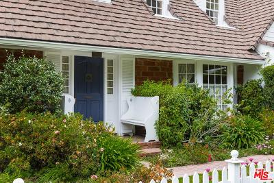 Los Angeles County Single Family Home For Sale: 343 Veteran Avenue