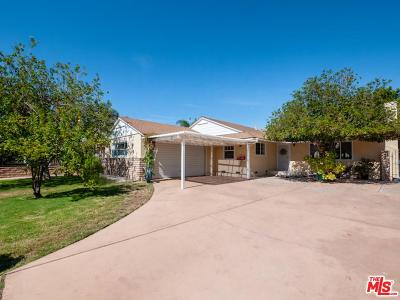 Single Family Home For Sale: 10336 Columbus Avenue