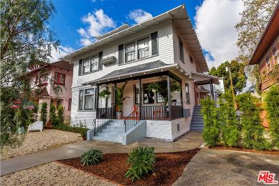 Los Angeles County Residential Income For Sale: 2627 Halldale Avenue