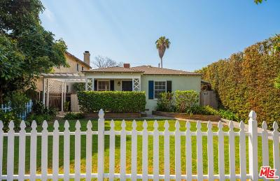 Single Family Home For Sale: 12222 Exposition Boulevard