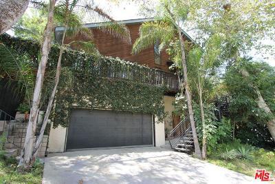 Los Angeles County Single Family Home For Sale: 1726 La Loma Road