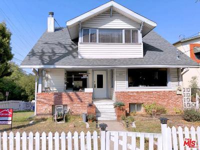 Single Family Home For Sale: 703 Ashland Avenue