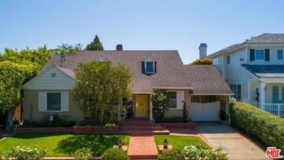 Pacific Palisades Single Family Home For Sale: 526 Almar Avenue