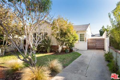 Single Family Home For Sale: 4253 Beethoven Street