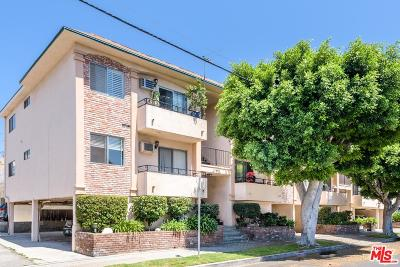 Los Angeles County Condo/Townhouse For Sale: 11871 Idaho Avenue #8