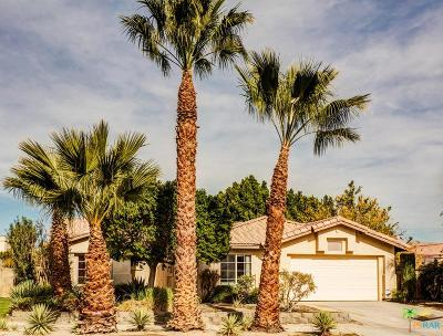 Cathedral City Single Family Home For Sale: 69192 Rosemount Road