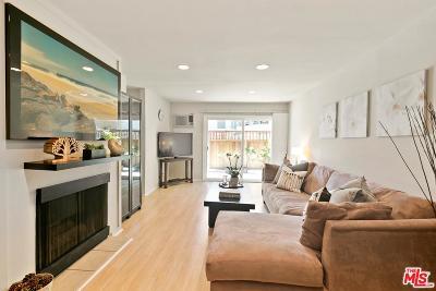 Condo/Townhouse For Sale: 3640 Cardiff Avenue #107