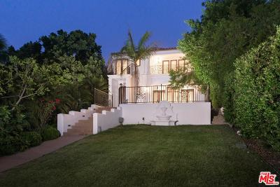 Los Angeles Single Family Home For Sale: 332 South Medio Drive