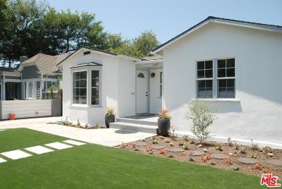 Culver City Single Family Home For Sale: 11427 Barman Avenue