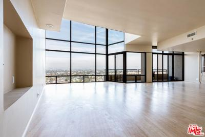 Los Angeles County Condo/Townhouse For Sale: 4337 Marina City #PH40