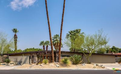 Palm Desert Single Family Home For Sale: 74900 Fairway Drive