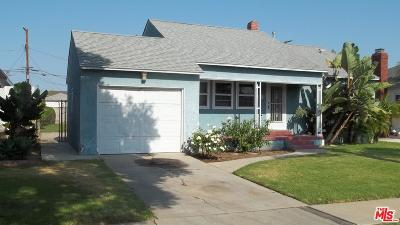 Inglewood Single Family Home For Sale: 9814 South 7th Avenue
